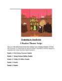 """Traipsing to Auschwitz, A Readers Theater Script"" New Book Trailer"