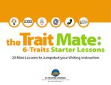 Trait Mate Writing Mini-Lessons – 20 Lesson Set