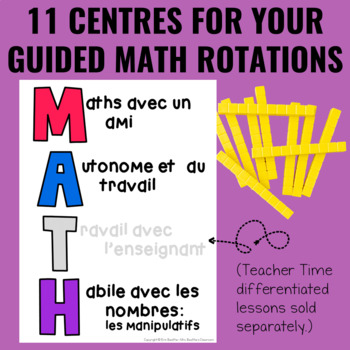 Traitement de données - Data Management and Graphing Centers for Guided Math