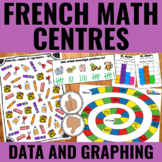 FRENCH Data Management and Graphing Centres for Guided Math