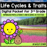 Math, Science, and Literacy Digital Packet for Traits and