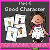 #herecomesthesun - Traits of Good Character Pack