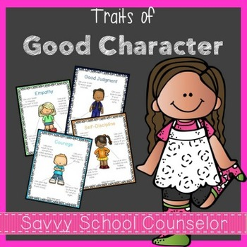 Traits of Good Character Pack