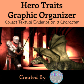 Traits of a Hero Graphic Organizer