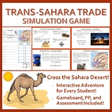 Trans-Saharan Trade Simulation Game - Ibn Battuta and the Mali Empire