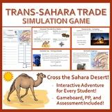 Trans-Saharan Trade Simulation Game - Ibn Battuta and the Mali Empire