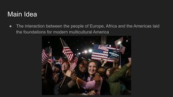 Transatlantic Encounters (American History | Module 1 - Lesson 4)