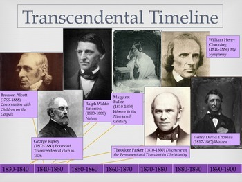 Transcendentalism - Early American Literary Movement Series, part IV