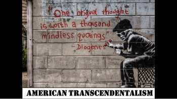 Transcendentalism and Fight Club