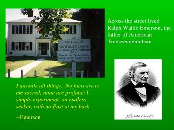 Transcendentalism Intro PowerPoint