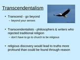 Transcendentalism Made Easy