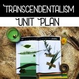 Transcendentalism Unit: Teach the Transcendentalists Emerson and Thoreau