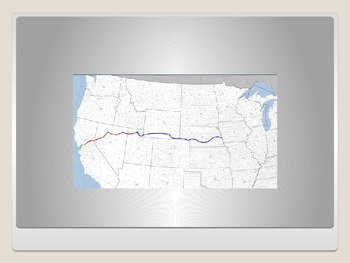 Transcontinental Rail Road Power Point