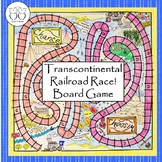 Transcontinental Railroad Board Game