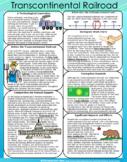 Transcontinental Railroad Reading