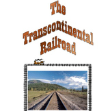 Transcontinental Railroad SMART Board Lesson
