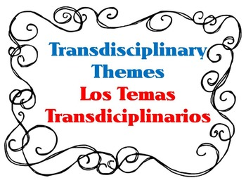 Transdisciplinary Theme- Art, Bilingual IB PYP