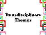 Transdisciplinary Themes- Music, Colored square border IB PYP