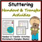 Transfer Activities for Stuttering