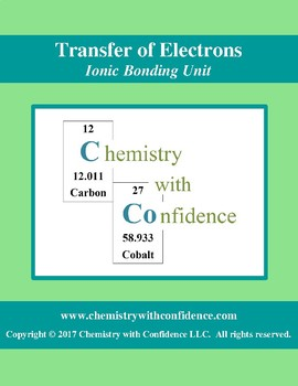 Transfer of Electrons