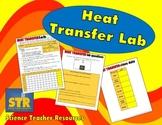 Transfer of Heat Lab