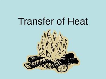 Transfer of Heat Ppt