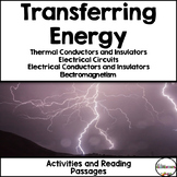Transferring Energy {Reading Passages and Activities}