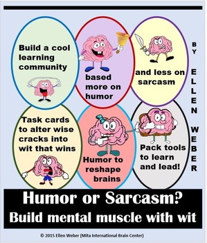 Transform Sarcasm into Humor with Mental Muscle