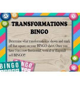 Transformation BINGO