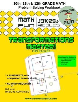Transformation Joke/Riddle Packet