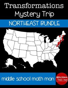 Transformation Mystery USA Trip Northeast Bundle