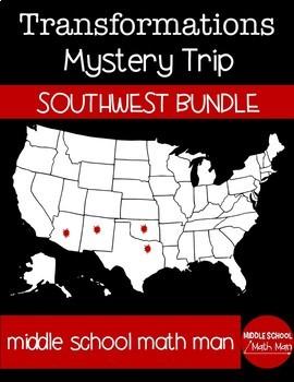 Transformation Mystery USA Trip Southwest Bundle