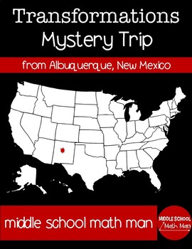 Transformation Mystery USA Trip from Albuquerque, New Mexico