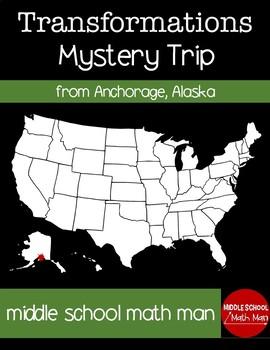 Transformation Mystery USA Trip from Anchorage, Alaska