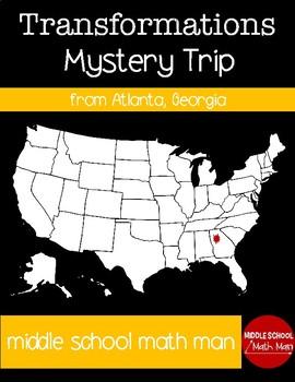 Transformation Mystery USA Trip from Atlanta, Georgia