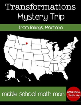Transformation Mystery USA Trip from Billings, Montana
