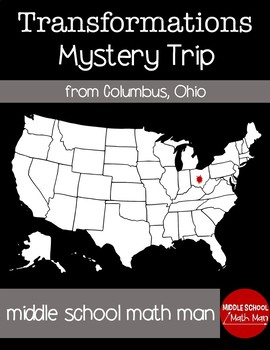 Transformation Mystery USA Trip from Columbus, Ohio