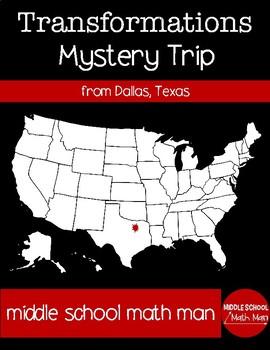 Transformation Mystery USA Trip from Dallas, Texas