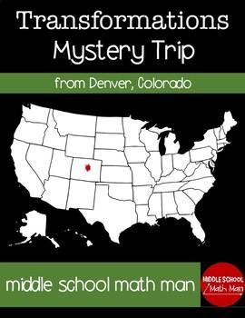 Transformation Mystery USA Trip from Denver, Colorado