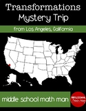 Transformation Mystery USA Trip from Los Angeles, California