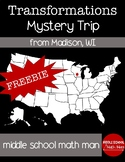 Transformation Mystery USA Trip from Madison, Wisconsin