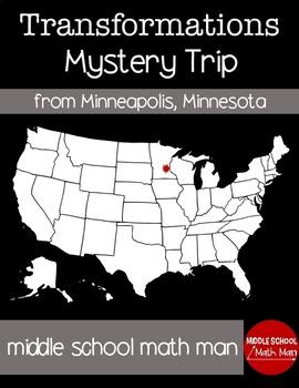 Transformation Mystery USA Trip from Minneapolis, Minnesota