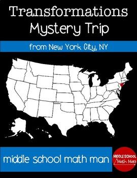 Transformation Mystery USA Trip from New York City, NY