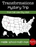 Transformation Mystery USA Trip from Salt Lake City, Utah
