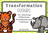 Transformation Posters
