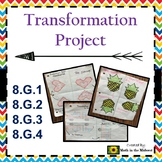 Transformation Project - Translations,Rotations,Reflection