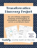 Transformation Project-Translations and Reflections