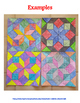 Transformation Art -  Quilt Activity/Class project (CCSS 8.G.A.2 and 8.G.A.3)