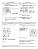 Transformation Review Notes Handout