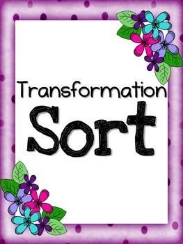 Transformation Sort